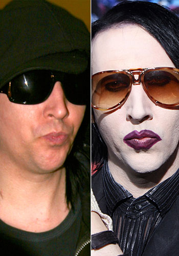 marilyn manson recien levantado