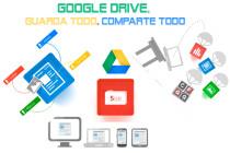 Respaldo de datos con google drive