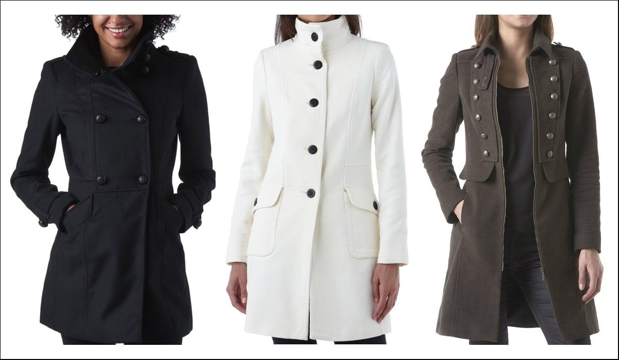 Quiero ver abrigos de moda