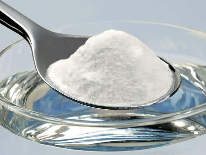 bicarbonato de sodio para limpieza personal y del hogar