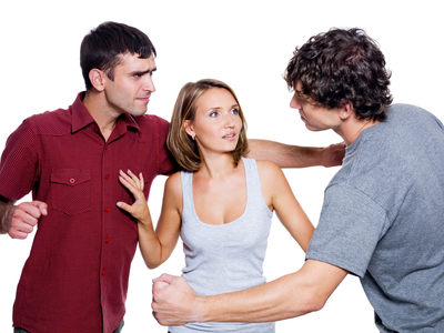 parejas celosas