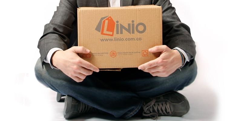 comprar productos en la tienda online de linio