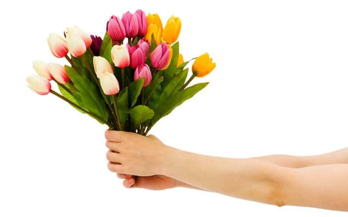 tips y recomendaciones para enviar flores