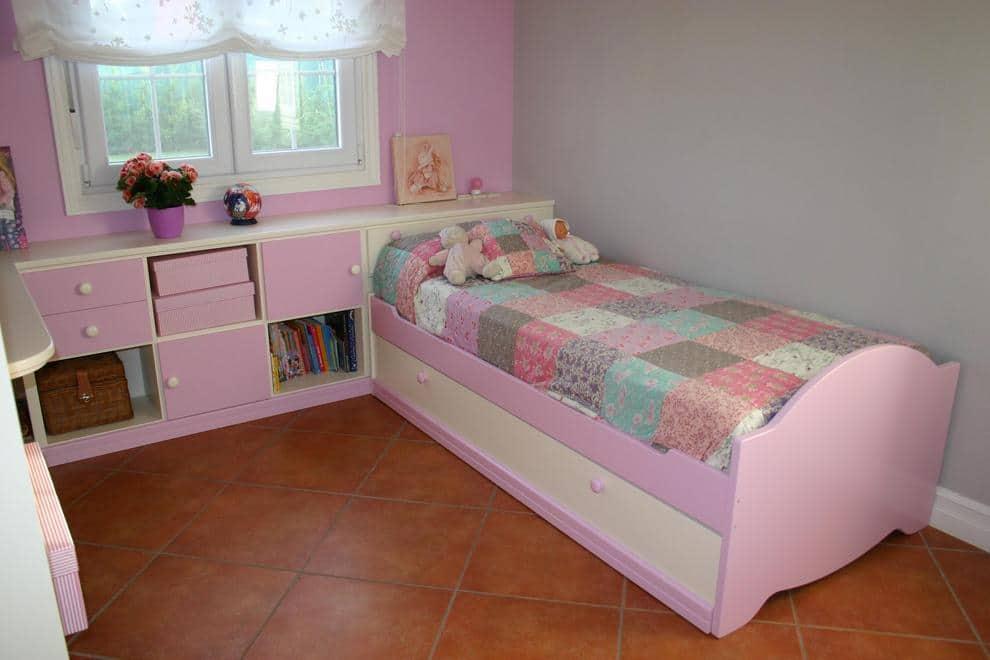 3 ideas geniales para darle personalidad a tus paredes - Decoracion habitacion infantil nina ...