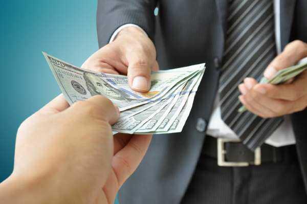 dinero de nomina