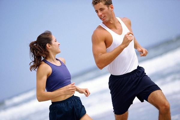 ejercitarse para mejorar la salud y adelgazar