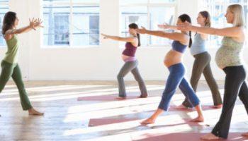 acondicionamiento fisico durante el embarazo