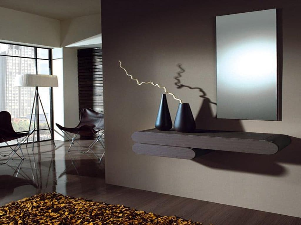 5 elementos para decorar la entrada de tu casa - Como decorar un recibidor moderno ...