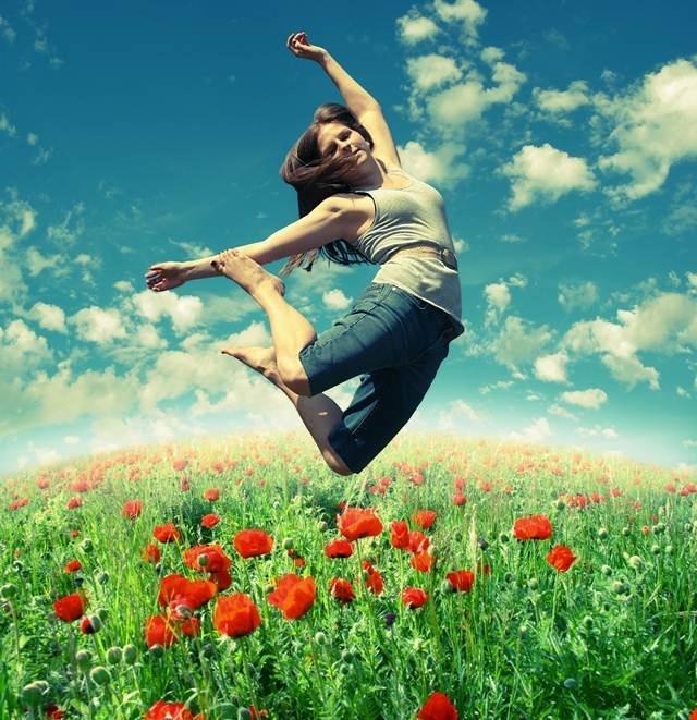 felicidad, optimismo y superacion personal