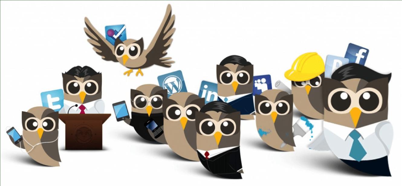 administracion de redes sociales con hootsuite