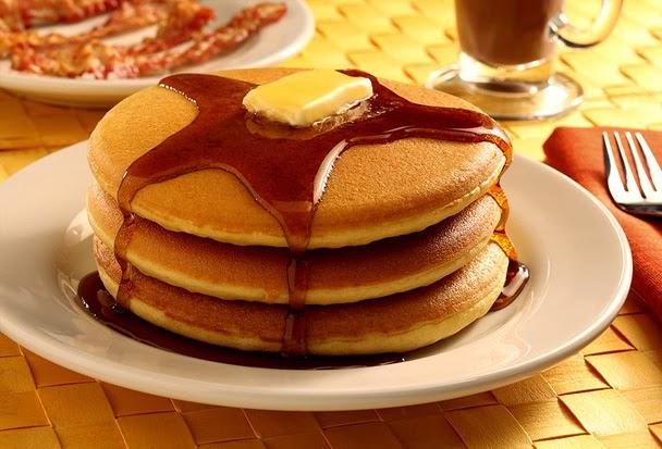 Make Pancake Cake