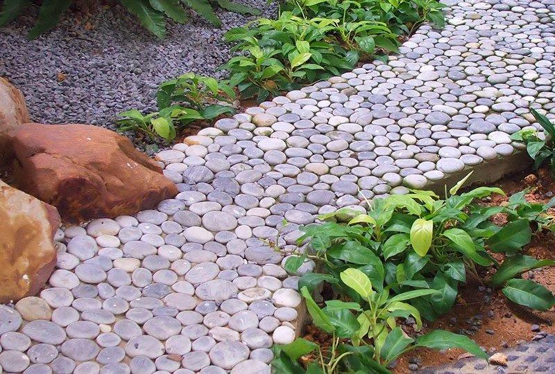 Ideas para decorar el jard n for Mosaicos para exterior
