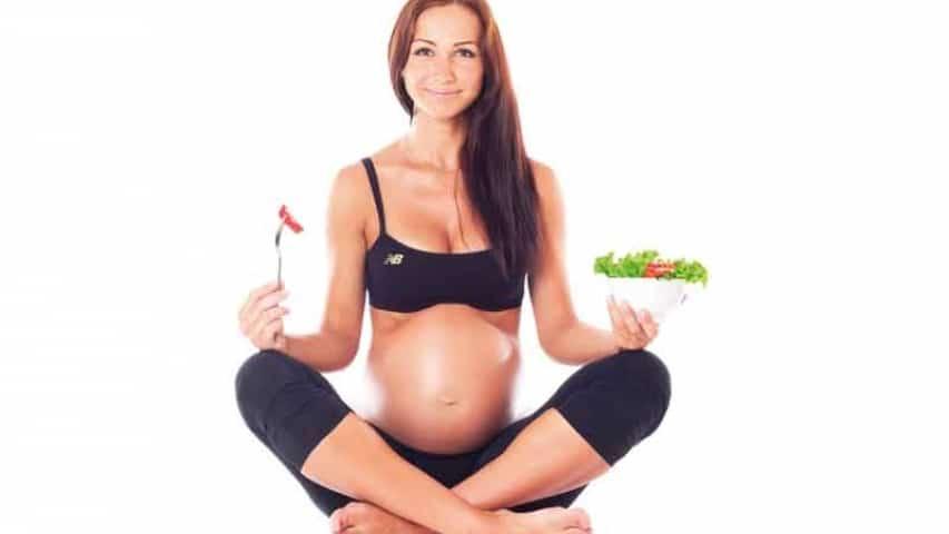 Comer semillas de amapola durante el embarazo