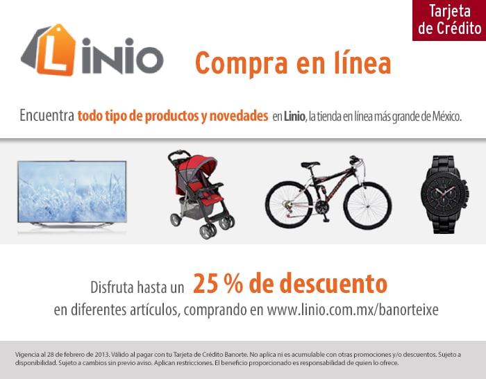 promociones en la tienda online de linio