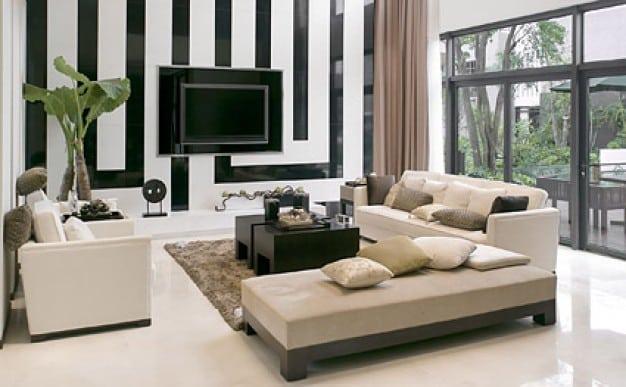 salas y decoración