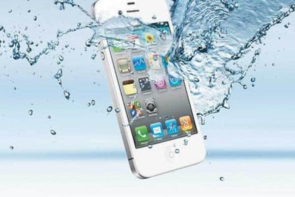 rescatar celulares mojados