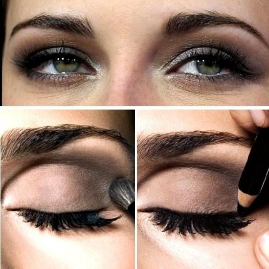Ojos obscuros y miradas femeninas