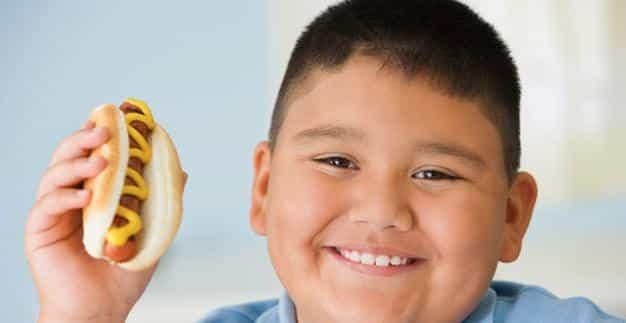 Como ayudar a ni os con sobrepeso a adelgazar - Adelgazar comiendo mucho ...