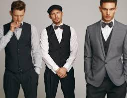 trajes para graduacion de hombres