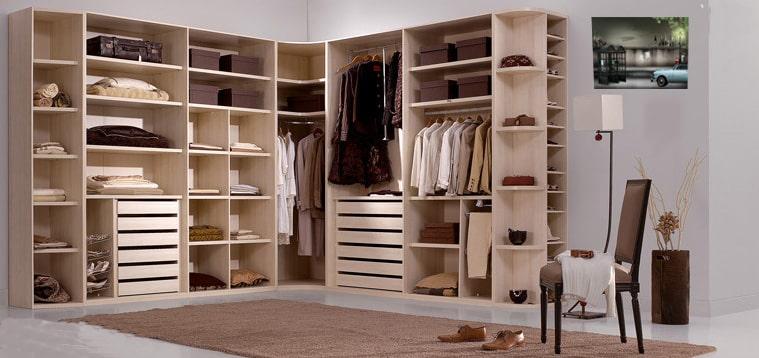 Ideas para organizar un vestidor y evitar el desordn