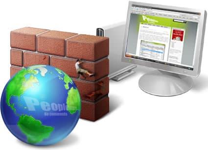 firewall o cortafuegos para proteger el sistema operativo